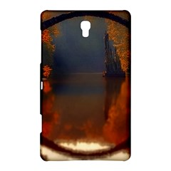 River Water Reflections Autumn Samsung Galaxy Tab S (8 4 ) Hardshell Case