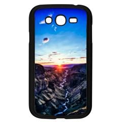 Iceland Landscape Mountains Stream Samsung Galaxy Grand Duos I9082 Case (black)