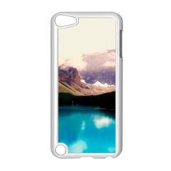 Austria Mountains Lake Water Apple Ipod Touch 5 Case (white)