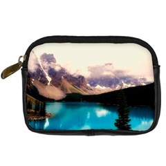 Austria Mountains Lake Water Digital Camera Cases