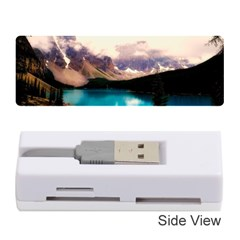 Austria Mountains Lake Water Memory Card Reader (stick)