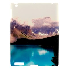 Austria Mountains Lake Water Apple Ipad 3/4 Hardshell Case