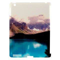 Austria Mountains Lake Water Apple Ipad 3/4 Hardshell Case (compatible With Smart Cover)