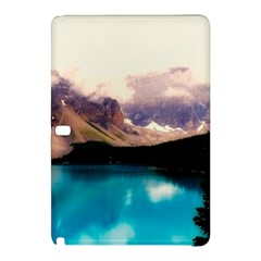 Austria Mountains Lake Water Samsung Galaxy Tab Pro 10 1 Hardshell Case