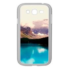 Austria Mountains Lake Water Samsung Galaxy Grand Duos I9082 Case (white)