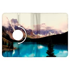 Austria Mountains Lake Water Kindle Fire Hdx Flip 360 Case