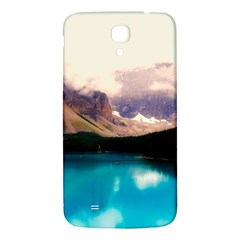 Austria Mountains Lake Water Samsung Galaxy Mega I9200 Hardshell Back Case