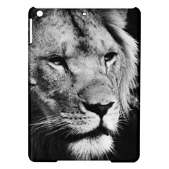 Africa Lion Male Closeup Macro Ipad Air Hardshell Cases