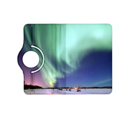 Aurora Borealis Alaska Space Kindle Fire Hd (2013) Flip 360 Case