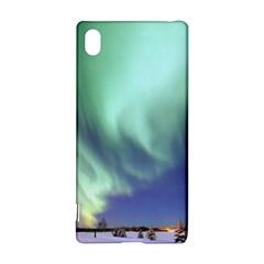 Aurora Borealis Alaska Space Sony Xperia Z3+