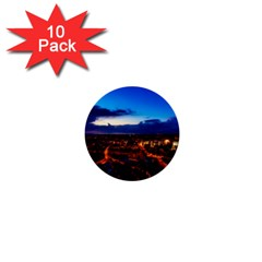 The Hague Netherlands City Urban 1  Mini Buttons (10 Pack)