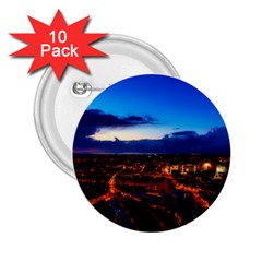The Hague Netherlands City Urban 2 25  Buttons (10 Pack)