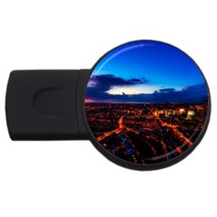 The Hague Netherlands City Urban Usb Flash Drive Round (4 Gb)