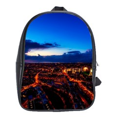 The Hague Netherlands City Urban School Bag (large)