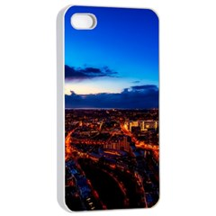 The Hague Netherlands City Urban Apple Iphone 4/4s Seamless Case (white)