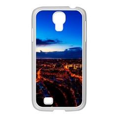 The Hague Netherlands City Urban Samsung Galaxy S4 I9500/ I9505 Case (white)