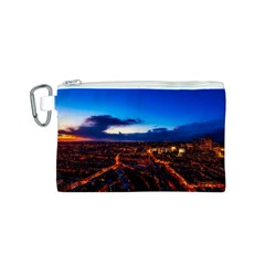 The Hague Netherlands City Urban Canvas Cosmetic Bag (s)