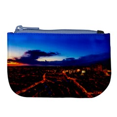 The Hague Netherlands City Urban Large Coin Purse