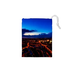 The Hague Netherlands City Urban Drawstring Pouches (xs)