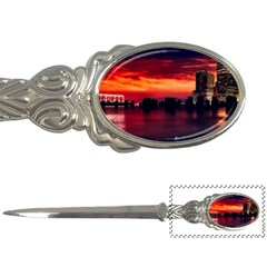 New York City Urban Skyline Harbor Letter Openers