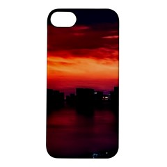 New York City Urban Skyline Harbor Apple Iphone 5s/ Se Hardshell Case