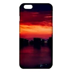 New York City Urban Skyline Harbor Iphone 6 Plus/6s Plus Tpu Case