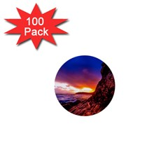 South Africa Sea Ocean Hdr Sky 1  Mini Buttons (100 Pack)