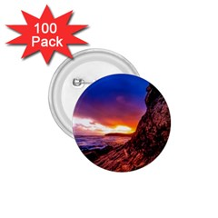 South Africa Sea Ocean Hdr Sky 1 75  Buttons (100 Pack)