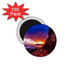 South Africa Sea Ocean Hdr Sky 1 75  Magnets (100 Pack)
