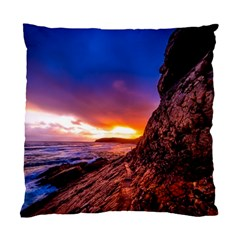 South Africa Sea Ocean Hdr Sky Standard Cushion Case (two Sides)