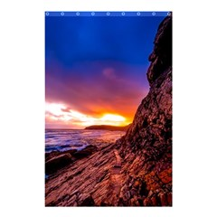 South Africa Sea Ocean Hdr Sky Shower Curtain 48  X 72  (small)