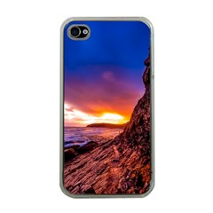South Africa Sea Ocean Hdr Sky Apple Iphone 4 Case (clear)