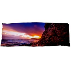 South Africa Sea Ocean Hdr Sky Body Pillow Case Dakimakura (two Sides)