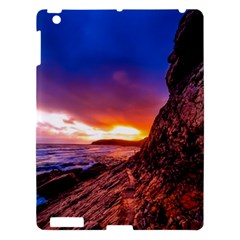 South Africa Sea Ocean Hdr Sky Apple Ipad 3/4 Hardshell Case