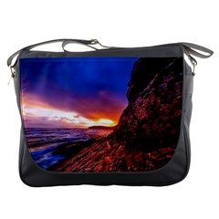 South Africa Sea Ocean Hdr Sky Messenger Bags