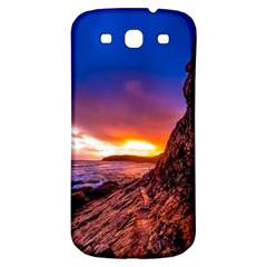 South Africa Sea Ocean Hdr Sky Samsung Galaxy S3 S Iii Classic Hardshell Back Case