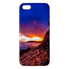 South Africa Sea Ocean Hdr Sky Iphone 5s/ Se Premium Hardshell Case