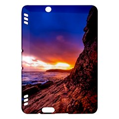 South Africa Sea Ocean Hdr Sky Kindle Fire Hdx Hardshell Case