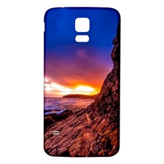 South Africa Sea Ocean Hdr Sky Samsung Galaxy S5 Back Case (white)