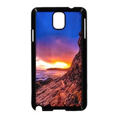 South Africa Sea Ocean Hdr Sky Samsung Galaxy Note 3 Neo Hardshell Case (black)
