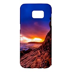 South Africa Sea Ocean Hdr Sky Samsung Galaxy S7 Edge Hardshell Case
