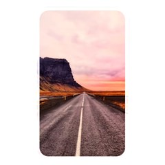 Iceland Sky Clouds Sunset Memory Card Reader