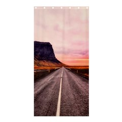 Iceland Sky Clouds Sunset Shower Curtain 36  X 72  (stall)