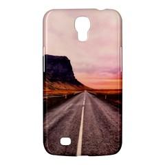 Iceland Sky Clouds Sunset Samsung Galaxy Mega 6 3  I9200 Hardshell Case