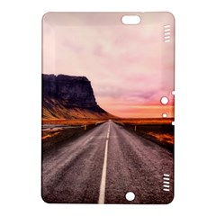 Iceland Sky Clouds Sunset Kindle Fire Hdx 8 9  Hardshell Case
