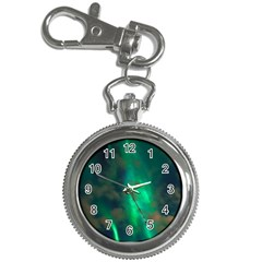Northern Lights Plasma Sky Key Chain Watches