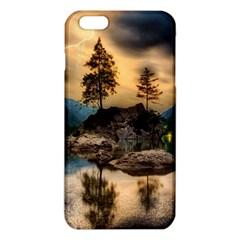 Sunset Dusk Sky Clouds Lightning Iphone 6 Plus/6s Plus Tpu Case