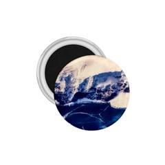Antarctica Mountains Sunrise Snow 1 75  Magnets