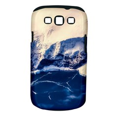 Antarctica Mountains Sunrise Snow Samsung Galaxy S Iii Classic Hardshell Case (pc+silicone)