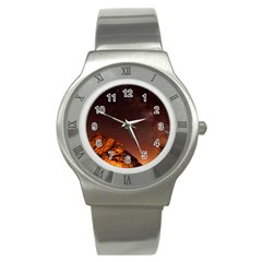 Italy Night Evening Stars Stainless Steel Watch